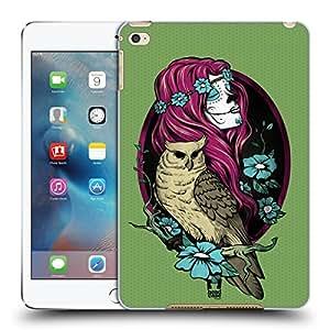 Head Case Designs Martha Girls Of Owls Hard Back Case for Apple iPad mini 4
