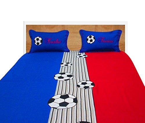 BrightLinen Custom Sheet Set, Soccer by BRIGHTLINEN