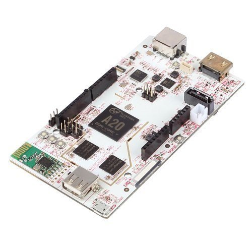 pcDuino3 Mini PC Single Board Computer, compatible with Arduino, 1GB ARM Cortex A7 Dual-Core Allwinner A20 Arduino Interface by pcDuino ()