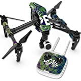Skin For DJI Inspire 1 Quadcopter Drone – Dope | MightySkins Protective, Durable, and Unique Vinyl Decal wrap cover | Easy To Apply, Remove, and Change Styles | Made in the USA