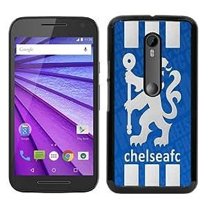 Unique Motorola Moto G 3rd Generation Case ,Popular And Fashionable Designed Case With Chelsea 8 Black Motorola Moto G 3rd Generation Phone Case
