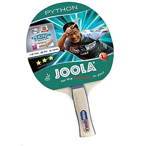 Amazon Com Joola Python Recreational Table Tennis Racket Joola