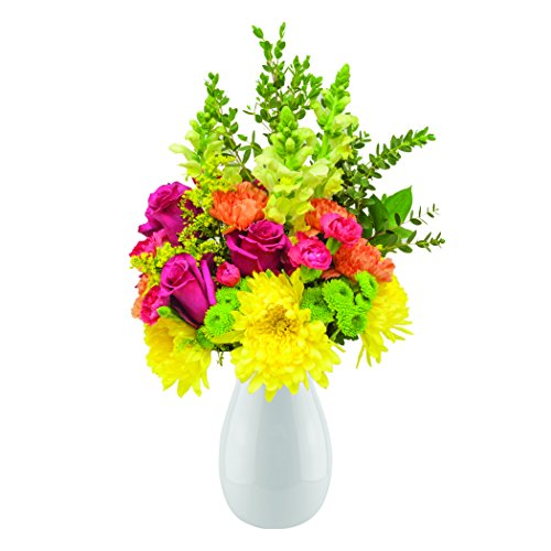 eFlowy - Summer Floral Vase Arrangement by eFlowy