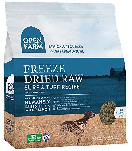 Open Farm Freeze Dried Raw Dog Food 13.5 oz (Seafood) by Open Farm