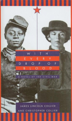 book cover of With Every Drop of Blood