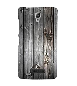 Rustic Wood 3D Hard Polycarbonate Designer Back Case Cover for Lenovo A2010 :: Lenovo A2010 4G