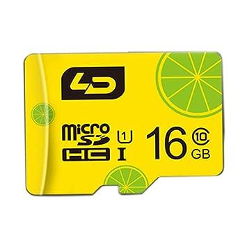 LQNCK 16G Tarjeta de Memoria del teléfono móvil de Alta ...