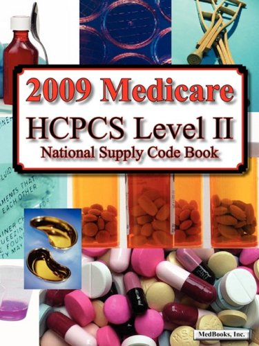 2009 HCPCS Level II National Supply Code Book Mark Lerner