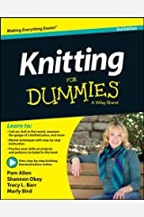 Knitting For Dummies Paperback