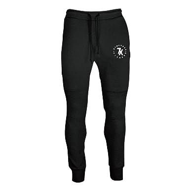 5cfab88d2eb1d Amazon.co.jp: (ジムクロス)GYMCROSS ストレッチ トレーニング ジョガーパンツ ブラック[メンズ] (L)gc-004:  服&ファッション小物
