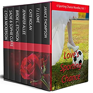 book cover of Love\'s Sporting Chance Vol 1:6