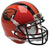 Schutt NCAA Oregon State Beavers Mini Authentic XP Football Helmet, Orange 16 Alt. 6, Mini