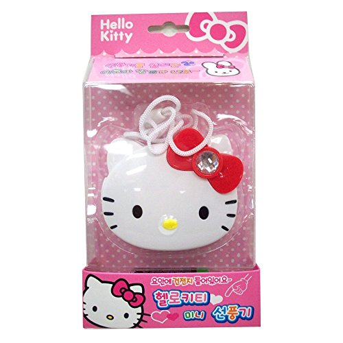 HELLO KITTY MINI ELECTRIC FAN - Table Fan Hello Kitty