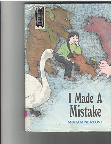 I Made a Mistake (A Margaret K. McElderry book)