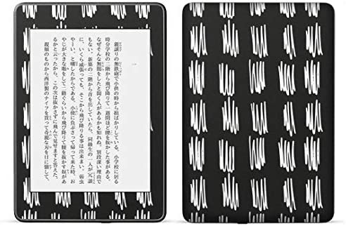 igsticker kindle paperwhite 第4世代 専用スキンシール キンドル ペーパーホワイト タブレット 電子書籍 裏表2枚セット カバー 保護 フィルム ステッカー 050831