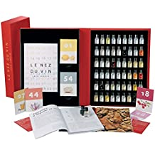 54 Wine Aroma - Master Kit (English) by Le nez du vin