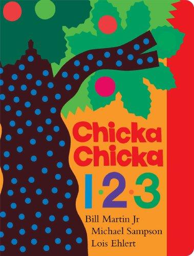 Chicka Chicka 1, 2, 3