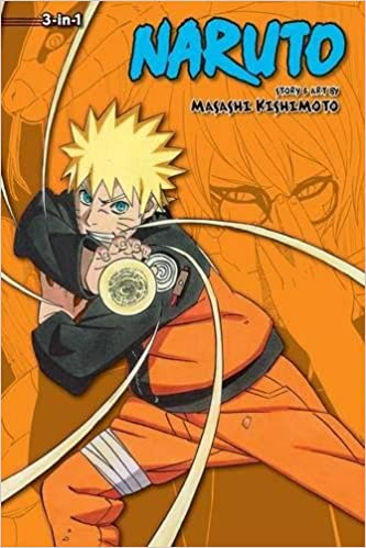 Amazon.com: Naruto (3-in-1 Edition), Vol. 18: Includes vols ...
