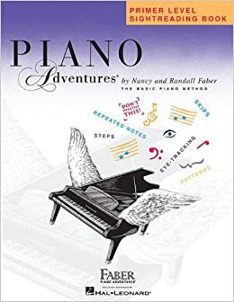 Book Faber Piano Adventures Sightreading Primer Level Pf Bk by VARIOUS (1-Apr-2011)