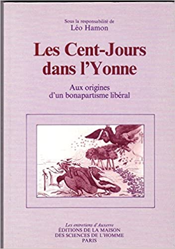 Livres gratuits Les cent jours dans l'Yonne... pdf