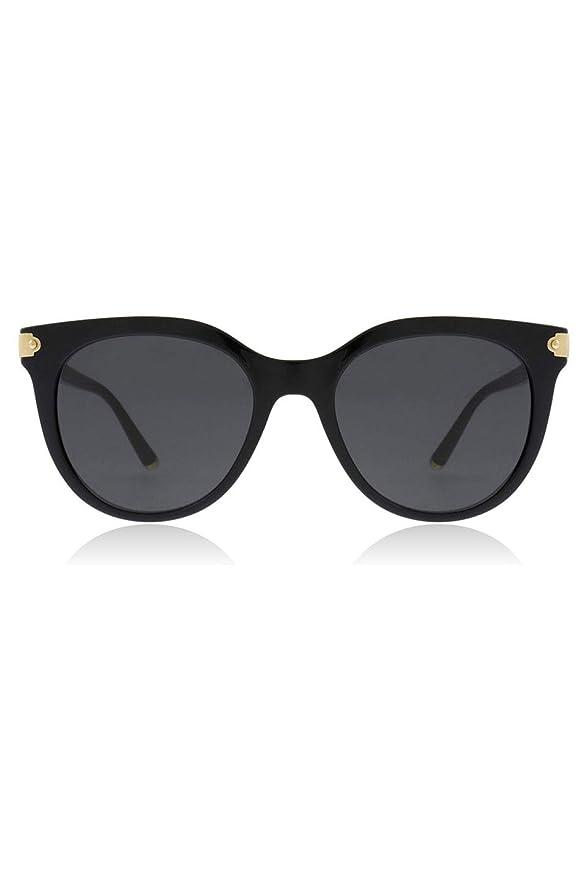 Amazon.com: Dolce and Gabbana DG6117 501/87 Black DG6117 ...