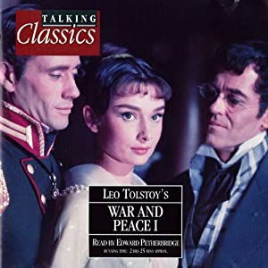 War and Peace, Part 1 Audiobook