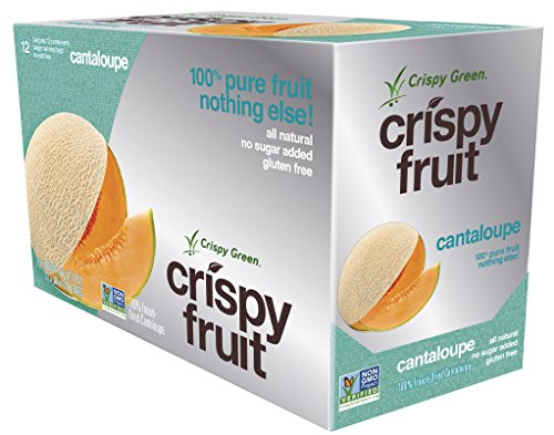 Crispy Green Natural Freeze Dried Cantaloupe product image