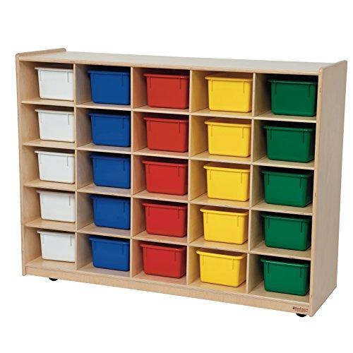 25 Cubby Storage Unit - 8