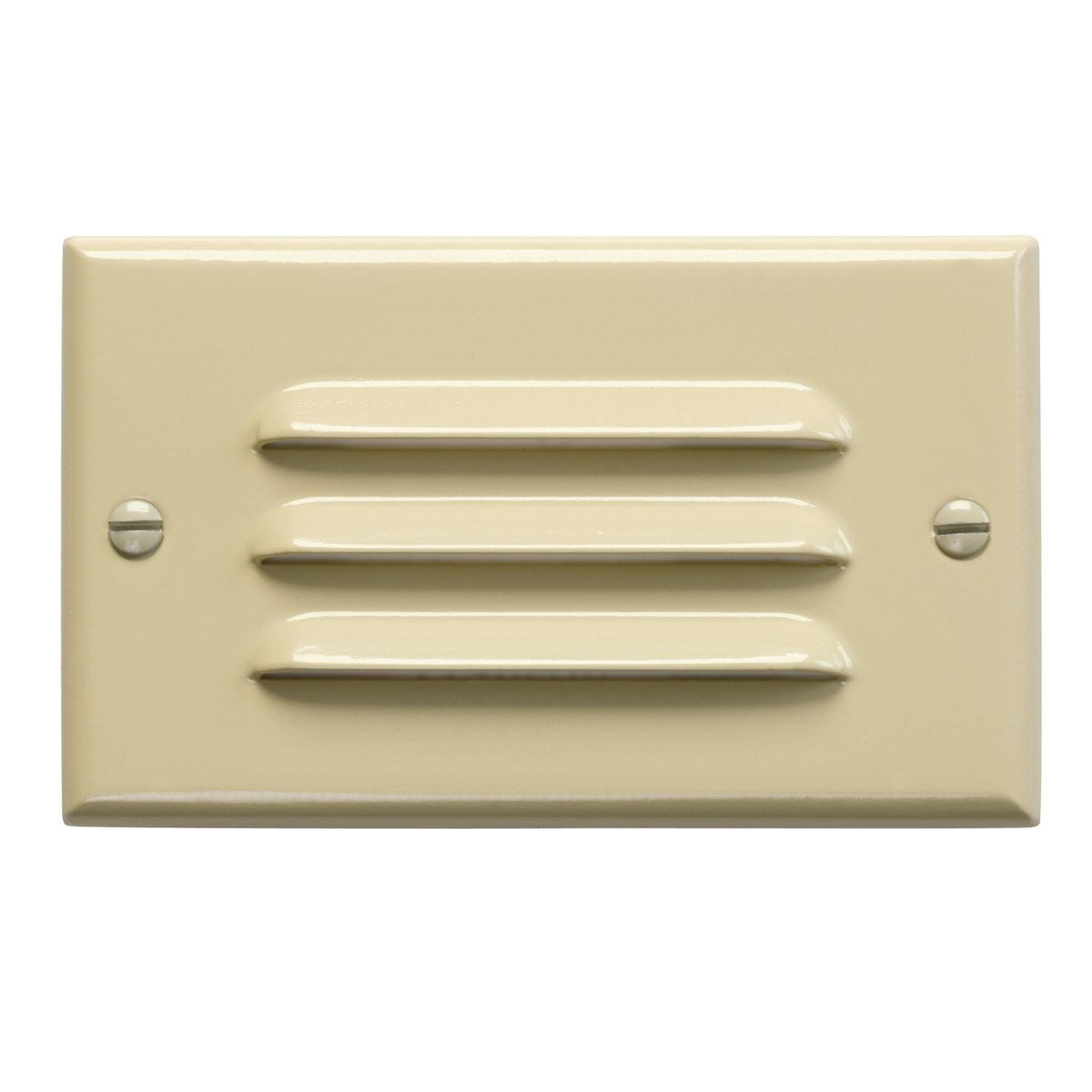 Kichler  12600IV Horizontal Louver Design Pro Interior Step and Hall Light, Ivory by KICHLER