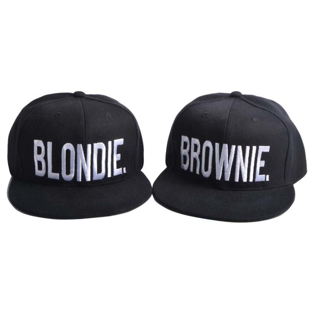 Handfly--Berretti da baseball Blondie Brownie per gli amanti o coppia b4cec08b8776