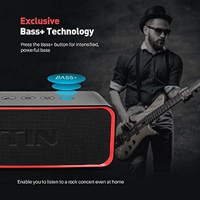 VicTsing Bluetooth Speaker,Portable V4.2 Wireless Bluetooth Speaker,