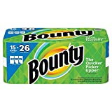 Bounty Select-a-Size Paper Towels, Jumbo Rolls (15 Count)