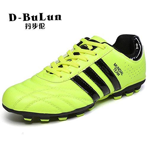 Xing Lin Fußballschuhe Jugend Jungen Und Mädchen Fußball Schuhe Herbst Neue Männer Und Frauen Ag Kunstrasen Rasen Fußball Schuhe green