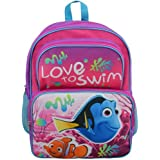 "2016 Disney Finding Dory Pink 16"" Cargo Backpack-6934"