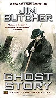 Ghost Story (Dresden Files (ROC))