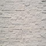 Koni Stone Citali Series Malva 7 sq. ft. Panel 6 in. x 24 in. x0.40 in. - 0.80 in. Natural Stone