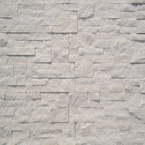 Koni Stone Citali Series Malva 7 sq. ft. Panel 6 in. x 24 in. x0.40 in. - 0.80 in. Natural Stone by Koni Stone
