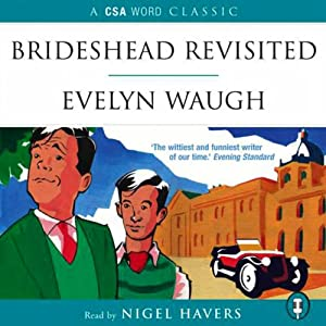 Brideshead Revisited Hörbuch