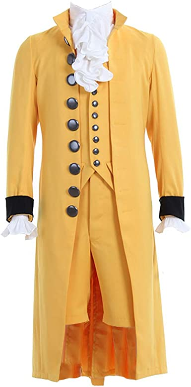Old England Victorian Tail Coat Trousers One Size Mens Fancy Dress Costume New
