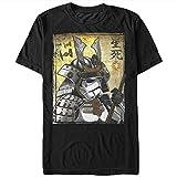 Star Wars Samurai Stormtrooper Mens Graphic T Shirt