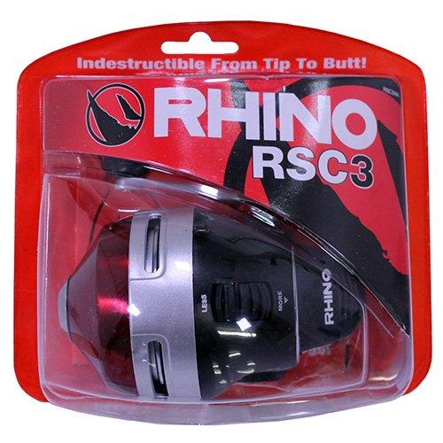 (Zebco RSC3WA, 12, CP3 Quantum, Rhino Spincast Reel, Size 3, 2.9: 1 Gear Ratio, 17