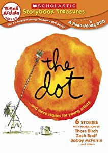 The Dot and more stories for young artists