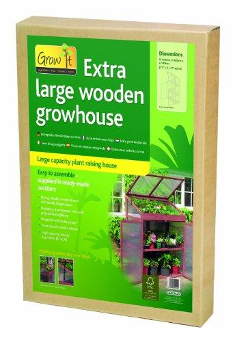 Gardman Extra Large Wooden Growhouse