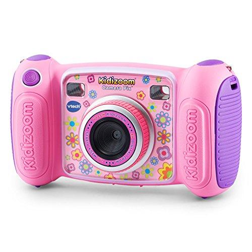 510j59%2BEi4L - VTech Kidizoom Camera Pix, Pink (Frustration Free Packaging)