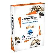 #LightningDeal 93% claimed: Hammermill Paper, Premium Ink & Laser Poly Wrap, 24lb, 8.5x11, L