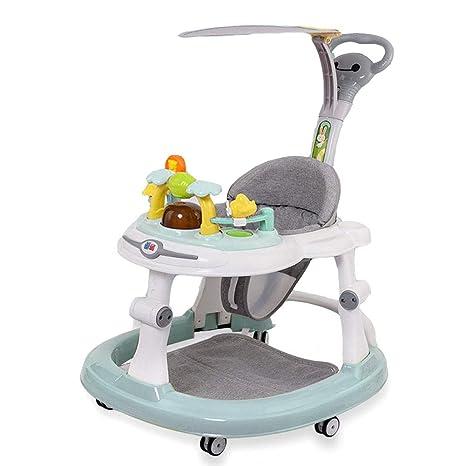 ATGL Andador bebé con Freno Plegable, 3 en 1 bebé Andador ...