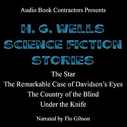 H. G. Wells Science Fiction Stories