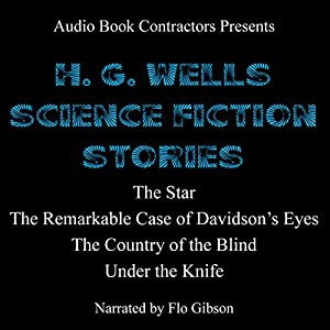 H. G. Wells Science Fiction Stories Audiobook