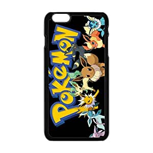 Anime cartoon Pokemon Cell Phone Case for Iphone 6 Plus