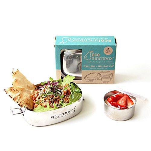 ECOlunchbox O1 Oval product image